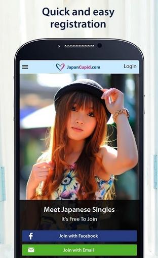 JapanCupid.com app