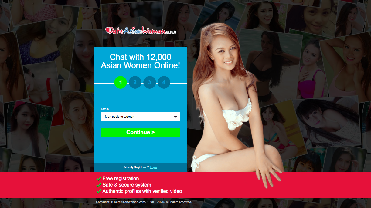 main page DateAsianWoman