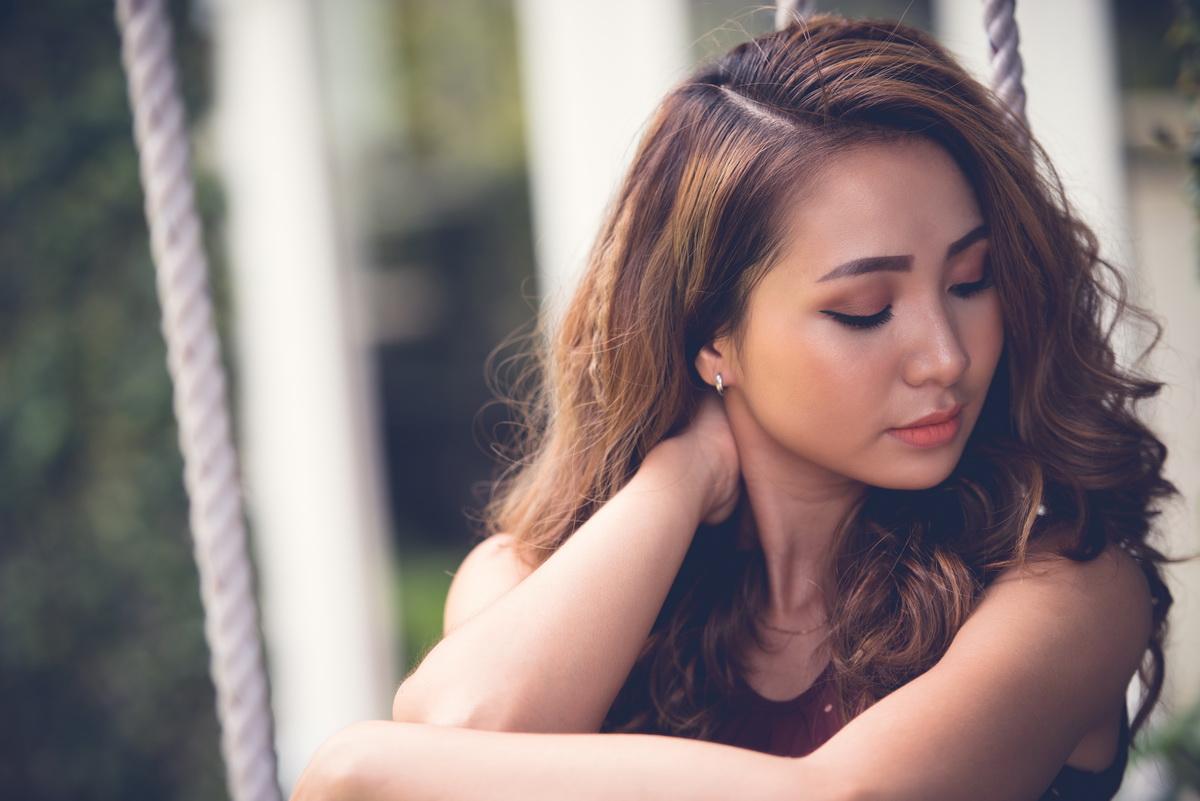 Filipino Charming lady