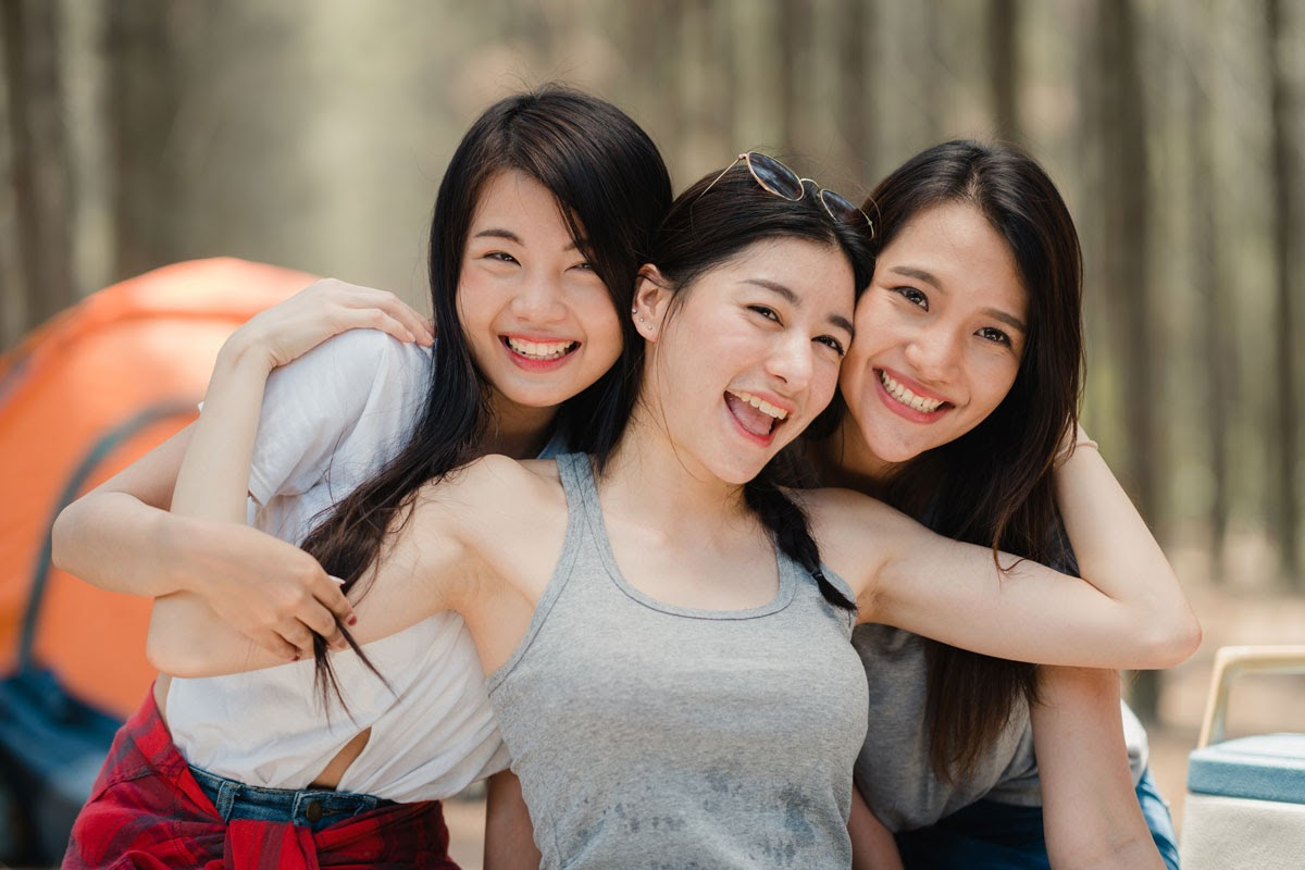 Korean Women Vs Japanese Women